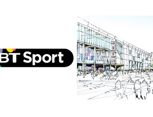 BT Sport studio