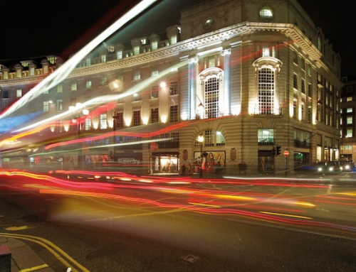 World Flagship Superdry store, Regent Street, London