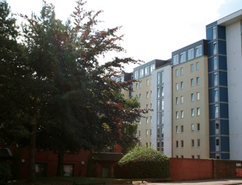 Bath Row Student Accommodation – Birmingham