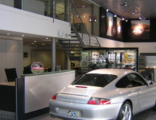 Porsche Centres