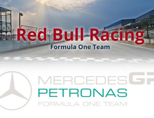 Formula 1 Motor Racing Team Projects