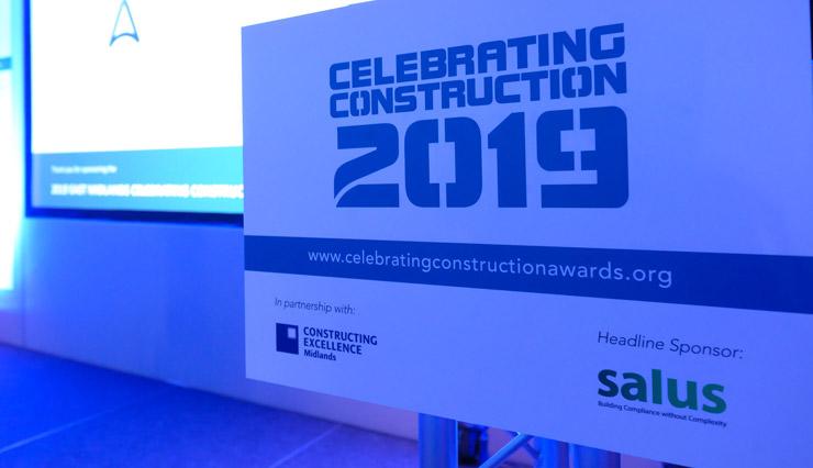East and West Midlands Celebrating Construction Awards