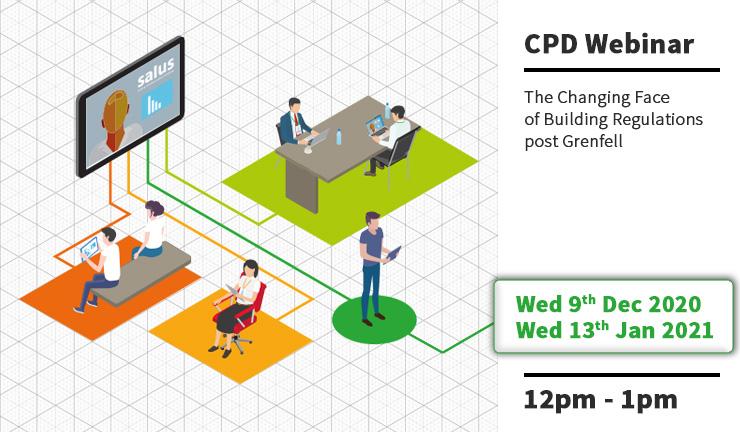 CPD Webinar, post grenfell